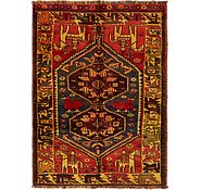Link to 4' 6 x 6' 3 Shiraz Persian Rug