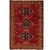 Link to 6' 8 x 9' 9 Shiraz Persian Rug