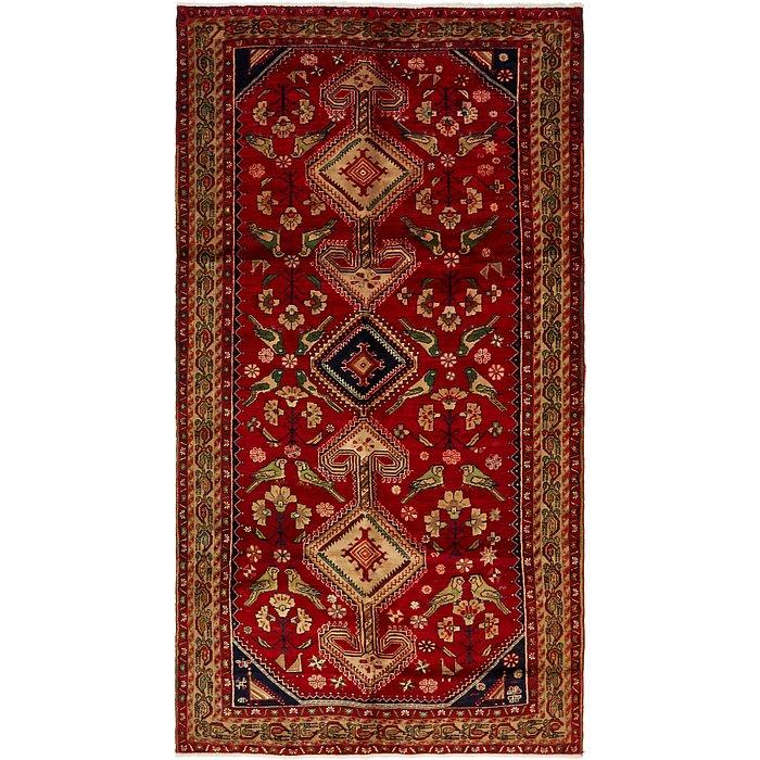 5' 6 x 10' 6 Shiraz Persian Rug