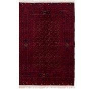 Link to 4' x 6' 3 Afghan Mouri Oriental Rug
