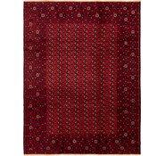 Link to 8' 6 x 11' 4 Afghan Mouri Oriental Rug