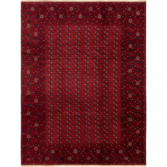 8' 6 x 11' 4 Afghan Mouri Oriental Rug