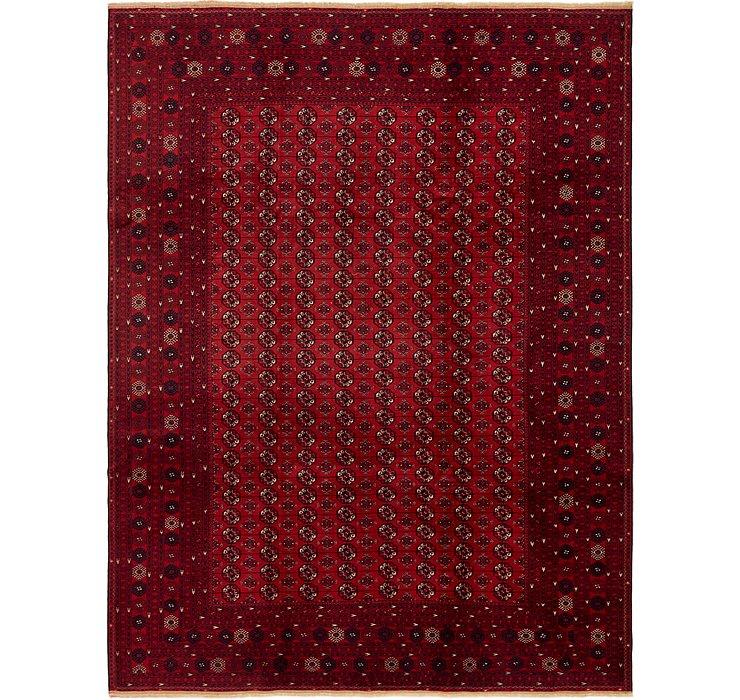 260cm x 345cm Afghan Mouri Oriental Rug