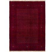 Link to 6' 10 x 9' 7 Afghan Mouri Oriental Rug