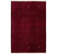 Link to 6' 5 x 9' 6 Afghan Mouri Oriental Rug