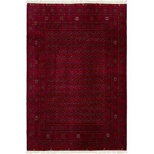 6' 5 x 9' 6 Afghan Mouri Oriental Rug