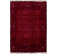 Link to 6' 7 x 9' 7 Afghan Mouri Oriental Rug