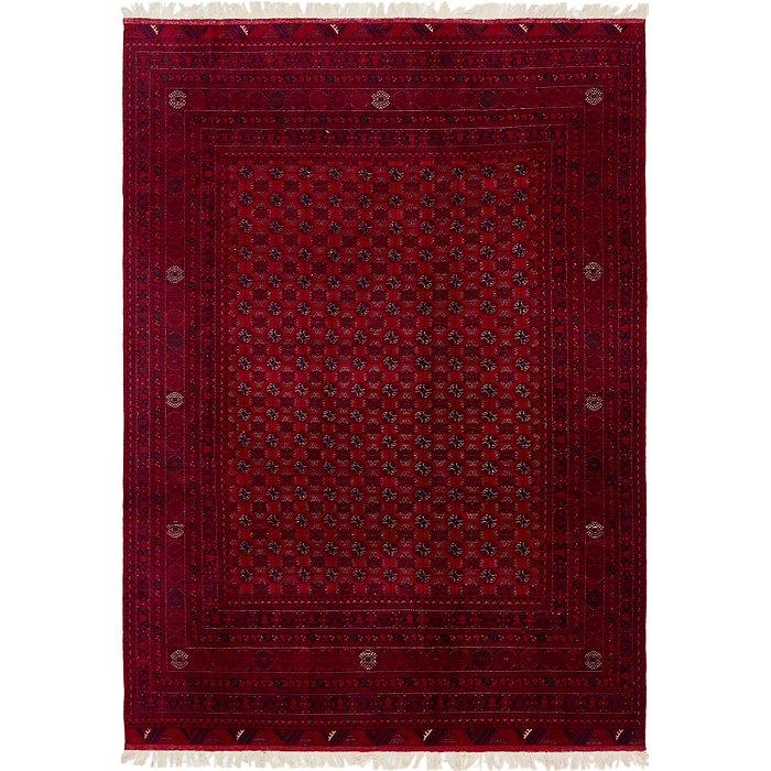 6' 6 x 9' 7 Afghan Mouri Rug
