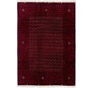 Link to 6' 5 x 9' 4 Afghan Mouri Oriental Rug