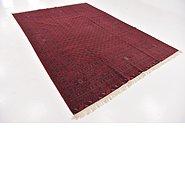 Link to 8' x 11' Afghan Mouri Oriental Rug