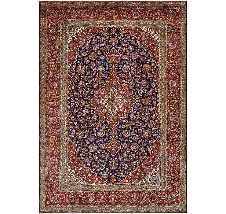 9' 9 x 14' Kashan Persian Rug