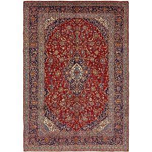 9' 9 x 13' 10 Mashad Persian Rug