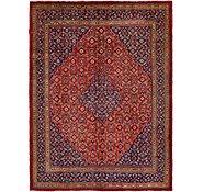 Link to 10' x 13' 2 Joshaghan Persian Rug