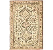 Link to 4' 3 x 6' 5 Sirjan Persian Rug