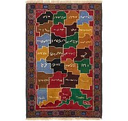 Link to 2' 8 x 4' 3 Balouch Persian Rug