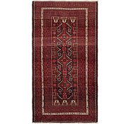 Link to 3' x 6' 4 Balouch Persian Rug