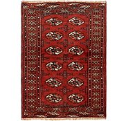 Link to 3' x 4' 4 Torkaman Persian Rug