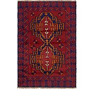 Link to 3' 9 x 5' 8 Balouch Persian Rug