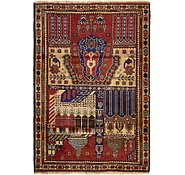 Link to 3' 2 x 4' 7 Balouch Persian Rug