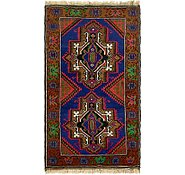 Link to 2' 8 x 4' 10 Balouch Persian Rug