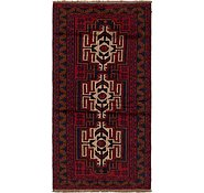 Link to 3' 4 x 6' 7 Balouch Persian Rug