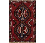 Link to 3' 7 x 5' 6 Balouch Persian Rug