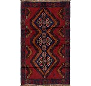 Link to 3' 6 x 5' 10 Balouch Persian Rug