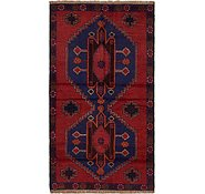 Link to 3' 7 x 6' 8 Balouch Persian Rug