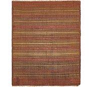 Link to 4' 7 x 6' Kilim Fars Rug
