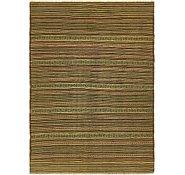 Link to 4' 6 x 6' 5 Kilim Fars Rug