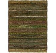 Link to 4' 8 x 6' 5 Kilim Fars Rug