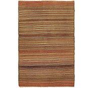 Link to 3' x 4' 10 Kilim Fars Rug