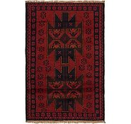 Link to 3' x 4' 4 Balouch Persian Rug
