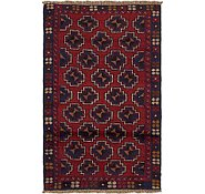 Link to 3' 10 x 4' 7 Balouch Persian Rug