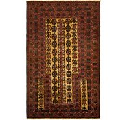 Link to 3' 3 x 4' 10 Balouch Persian Rug