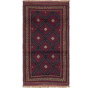 Link to 2' 8 x 5' Balouch Persian Rug