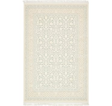 152x236 Carved Aubusson Rug