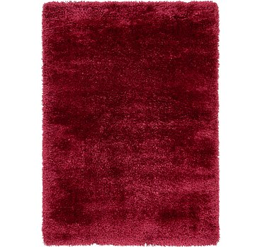 160x226 Luxe Solid Shag Rug