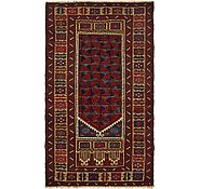 Link to 2' 7 x 4' 6 Balouch Persian Rug