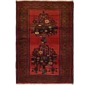 Link to 3' 3 x 4' 7 Balouch Persian Rug