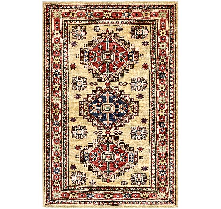 2' 10 x 4' 4 Kazak Oriental Rug