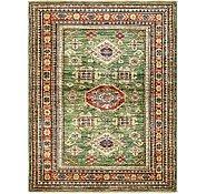 Link to 3' 5 x 4' 6 Kazak Oriental Rug