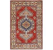 Link to 100cm x 157cm Kazak Oriental Rug