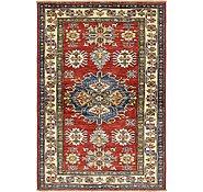 Link to 3' x 4' 6 Kazak Oriental Rug