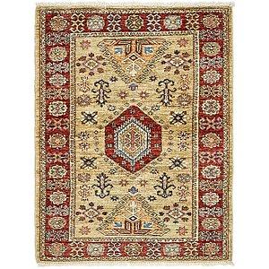 HandKnotted 2' 10 x 3' 8 Kazak Oriental Rug