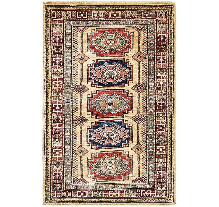 HandKnotted 2' 9 x 4' 4 Kazak Oriental Rug