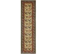 Link to 2' 10 x 10' 7 Kazak Oriental Runner Rug