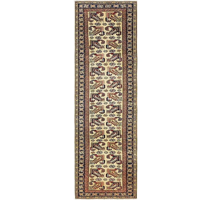 2' 9 x 9' 7 Kazak Oriental Runner Rug