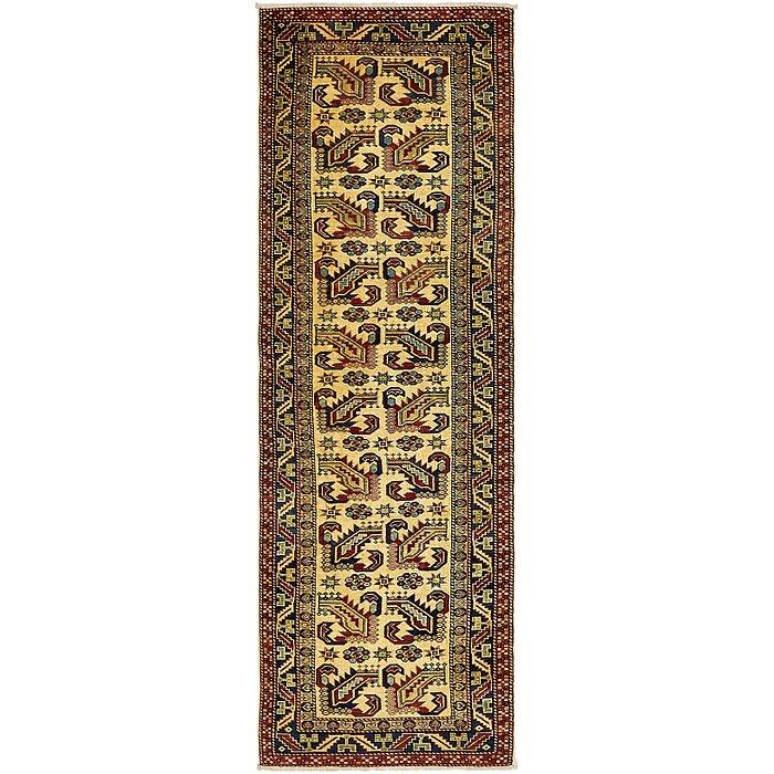 2' 6 x 8' 3 Kazak Oriental Runner Rug