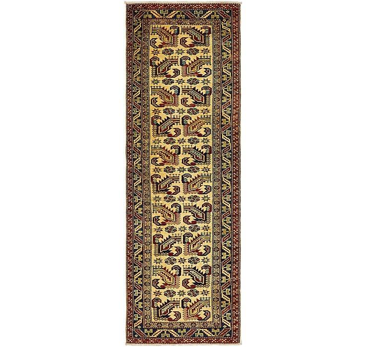 75cm x 250cm Kazak Oriental Runner Rug